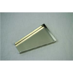 """Gold Rush"" Medium Gold Scale Tray - 6"" Long - Lightweight Aluminum -Prospecting"