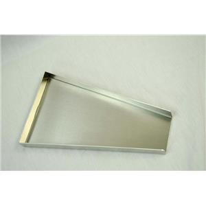 """""""Gold Rush"""" Large Gold Scale Tray - 9"""" Long - Lightweight Aluminum - Clean Up"""