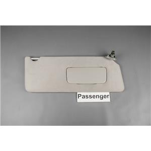 Toyota Camry Sun Visor - Passenger Side with Covered Mirror 2002-2006