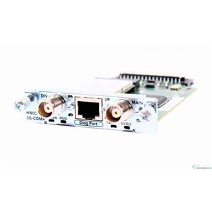 Cisco HWIC-3G-CDMA-V 3G Wireless WAN HWIC 3.1 Mbps Modem Interface Card
