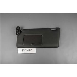 2008 2009 2010 2011 Ford Focus Sun Visor - Driver Side with Covered Mirror
