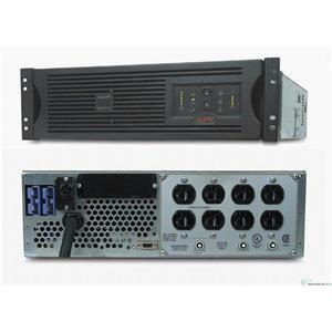 APC SU3000RMXL3U SMART-UPS 3000VA XL 3U 120V 2400W POWER BACKUP New Batteries
