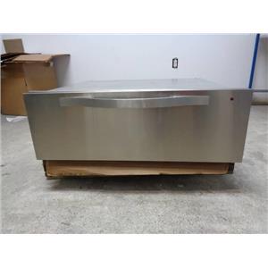"""Viking DEWD100SS 30"""" Stainless Steel Warming Drawer"""