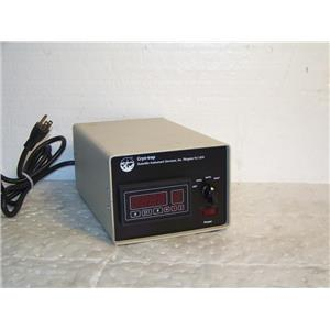 SCIENTIFIC INSTRUMENT SERVICES 971CO2 CRYO-TRAP ELECTRONICS CONTROL