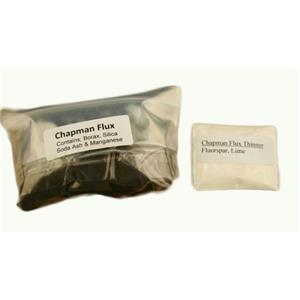 Hank Chapman Jr Flux & Thinner Combo-Refine Gold-Silver-Jewlery-Smelting-Assay