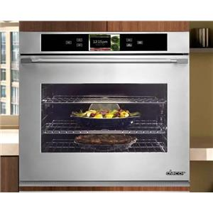 """Dacor Discovery iQ 30"""" Pure Convection Single SS Electric Wall Oven DYO130S"""
