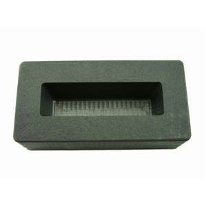 10 oz Gold Bar High Density Graphite Ingot Mold 5oz Silver KitKat Bar Copper