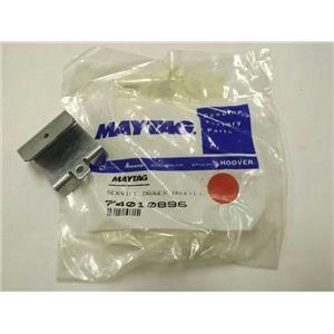 MAYTAG WHIRLPOOL STOVE 74010896 SERVICE DRAWER BRACKET NEW