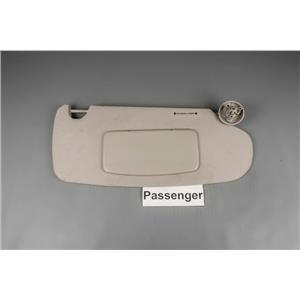 2002-2008 Dodge Ram 1500 2500 3500 Passenger Side Sun Visor Set with Mirror