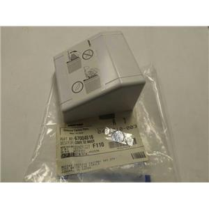 MAYTAG WHIRLPOOL REFRIGERATOR 67004816 W10289690 COVER ICE MAKER NEW
