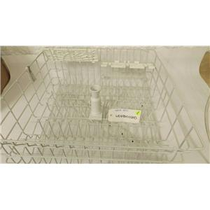 GENERAL ELECTRIC DISHWASHER WD28X10210 UPPER RACK USED