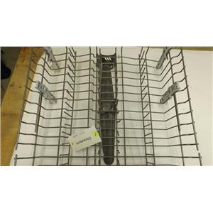 MAYTAG WHIRLPOOL DISHWASHER W10240140 UPPER RACK USED