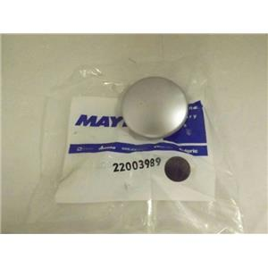 MAYTAG WHIRLPOOL WASHER 22003989 TIMER CAP NEW