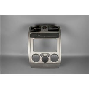 2005 Chevrolet Colorado Radio Climate Dash Trim Bezel with Vents & Hazard Switch