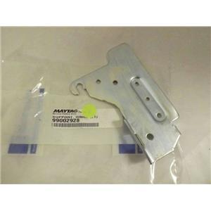MAYTAG WHIRLPOOL DISHWASHER 99002928 W10117485 LT HINGE SUPPORT NEW