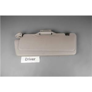 2006 Toyota Tundra Sun Visor - Driver Side with Extension Panel and Second Panel