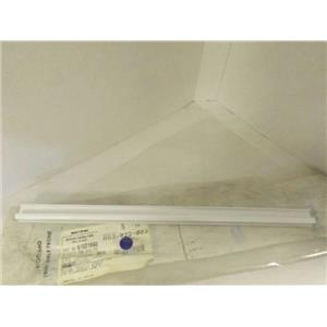 MAYTAG WHIRLPOOL REFRIGERATOR 61001660 FRONT SHELF TRIM NEW
