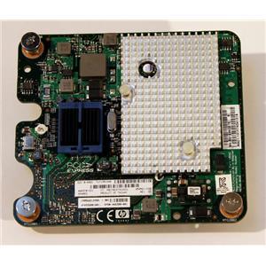 HP NC532m Dual Port Flex-10 10GbE Adapter BL-c Mezzanine 467799-B21 466308-001