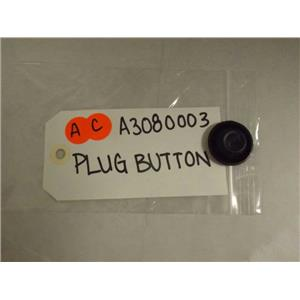MAYTAG WHIRLPOOL AIR CONDITIONER A3080003 PLUG BUTTON NEW