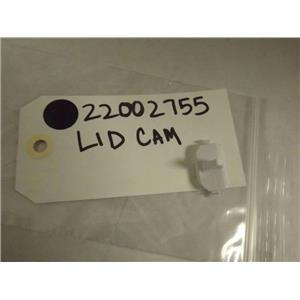 MAYTAG WHIRLPOOL WASHER 22002755 W10814230 LID CAM  NEW