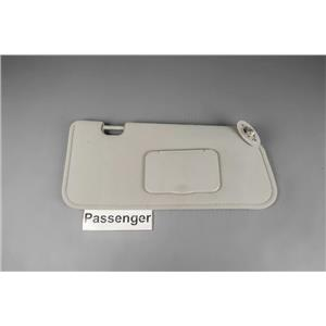 01-06 Escape Tribute 05-10 Mariner Passenger Side Sun Visor Covered Mirror