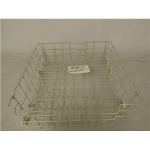 GENERAL ELECTRIC DISHWASHER WD28X10405 WD28X10075 LOWER RACK USED