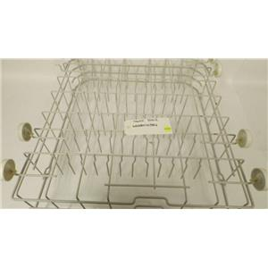 GENERAL ELECTRIC DISHWASHER WD28X10384 LOWER RACK USED