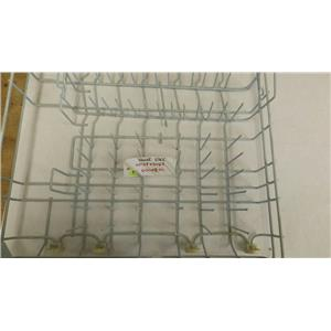 GENERAL ELECTRIC DISHWASHER WD28X5083 LOWER RACK USED