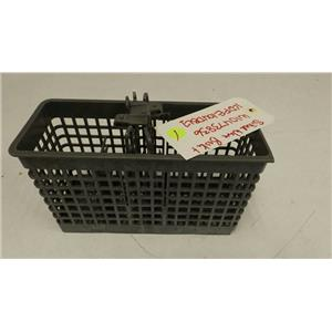 KITCHENAID WHIRLPOOL DISHWASHER W10473836 SILVERWARE BASKET USED
