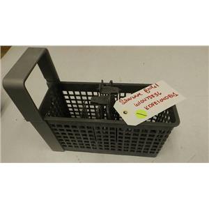 KITCHENAID WHIRLPOOL DISHWASHER W10473836 SILVERWARE BASKET USED