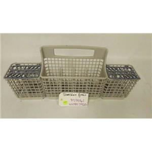 KENMORE DISHWASHER 8539161 W10807920 SILVERWARE BASKET USED
