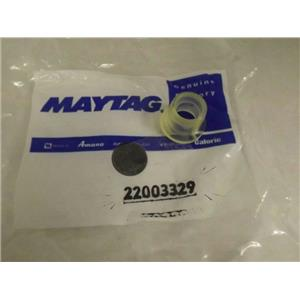 MAYTAG WHIRLPOOL WASHER 22003329 ISOLATOR NEW
