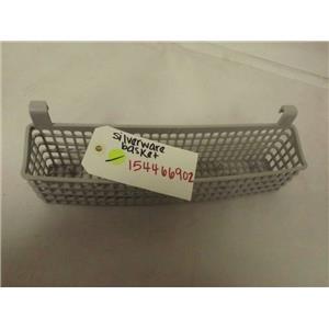 FRIGIDAIRE DISHWASHER 154466902 SILVERWARE BASKET USED