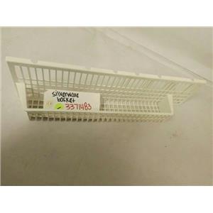 KENMORE DISHWASHER 3371483 SILVERWARE BASKET USED