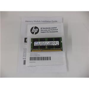 HP H6Y77UT#ABA 8GB DDR3L-1600 1.35V Non-ECC Unbuffered 204-Pin SODIMM Memory