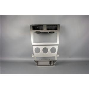 2008-2010 Dodge Avenger Radio Climate Dash Trim Bezel with 12V Outlet and Vents