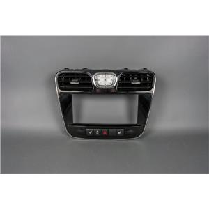 2011-2014 Chrysler 200 Radio Climate Dash Trim Bezel Vents Heated Seats