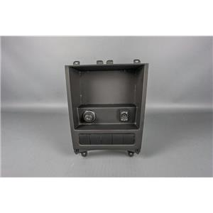 2012 Volkswagen Jetta Dash Storage Compartment Bezel with 12 Volt Outlet & AUX
