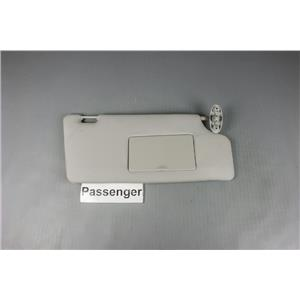 2000-2007 Ford Focus Passenger Side Sun Visor with Covered Mirror