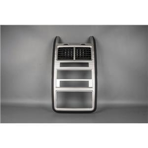 09-10 Dodge Journey Radio Climate Dash Trim Bezel Vents for Automatic Climate