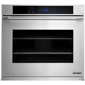 Dacor Renaissance 30 Inch 6 Cooking Modes Single Electric Wall Oven RNO130S