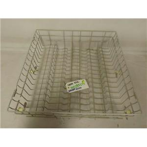 GENERAL ELECTRIC DISHWASHER WD28X277 WD28X10230 UPPER RACK USED