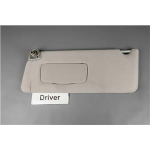 2006 Toyota Camry Sun Visor - Driver Side with Covered Mirror