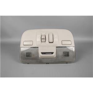 2005-2006 Subaru Legacy Overhead Console w/ Sunroof Switch 2 Wire Sensor
