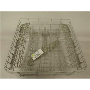 KENMORE DISHWASHER 8519628 W10350382 UPPER RACK USED