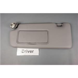 2012-2015 Honda Civic Driver Left Side Sun Visor Covered Mirror