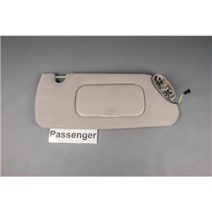 Passenger Side Sun Visor Lighted Mirror 04-08 Dodge Durango 07-09 Aspen OEM