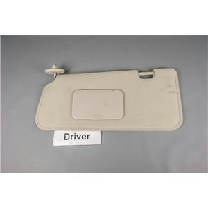 2004 Ford Escape Sun Visor - Driver Side with Covered Mirrors