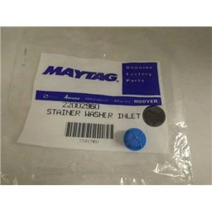 MAYTAG WHIRLPOOL WASHER 22002960 WASHER INLET STRAINER NEW