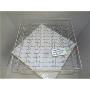 KENMORE DISHWASHER WD28X0259 WD28X0267 UPPER RACK USED